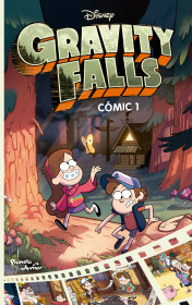 Gravity Falls. Cómic 1