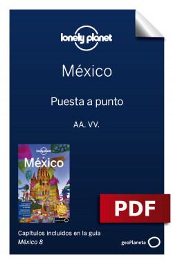 México 8_1. Preparación del viaje