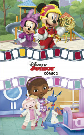 Disney Junior. Cómic 2