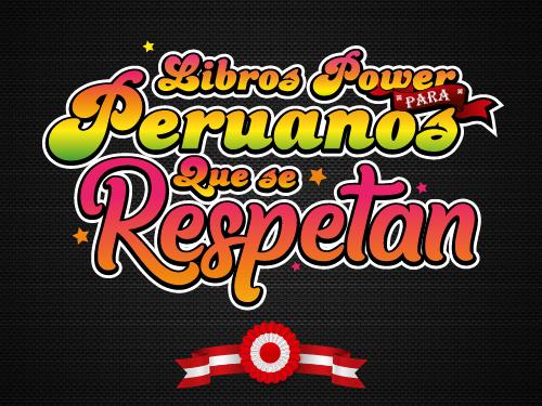 Libros power para peruanos que se respetan